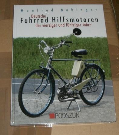 Deutsche Fahrradhilfsmotoren der vierziger und fünfziger Jahre