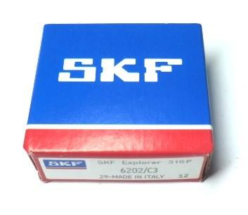 Rillenkugellager SKF 6202 C3
